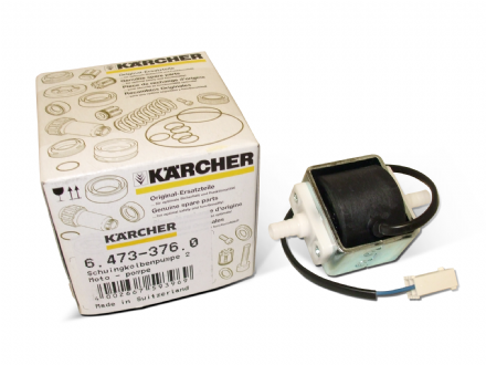 Karcher Puzzi Pump